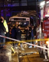 Ankara'daki Patlamada 27 Kişi Hayatını Kaybetti! 75 Kişi Yaralandı!