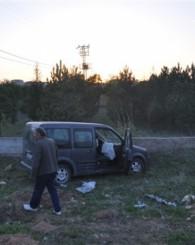 3 Aracın Karıştığı Zincirleme Kazada 1 Kişi Yaralandı!