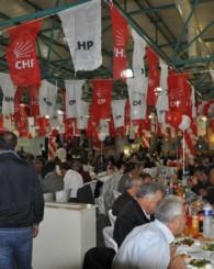 CHP Uşak Örgütü'nün bayram etkinliği, iktidar yürüyüşüne dönüştü!