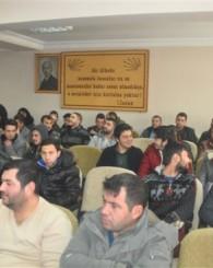 CHP İl Gençlik Kolları Başkanlığı'na Ali Rıza Tufan Seçildi!