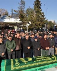 CHP İl Yöneticisi Ayhan Yavuz'un kayınpederi İsmail Cesur son yolculuğuna uğurlandı!