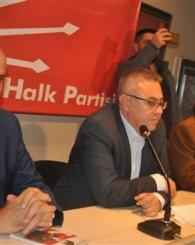 CHP'li Dursun Çiçek, Uşak'taki 'Darbe ve Hukuk' konulu panelde konuştu!