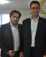 İnşaat Mühendisleri Odası'nda Başkanlığa, Ali Osman Doruk Seçildi!