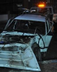 Uşak'ta dikkatsizlik sonucu meydana gelen kazada 2 kişi Yaralandı!