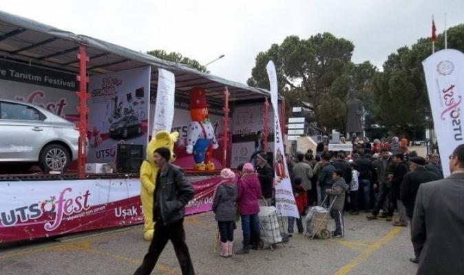 1,5 Milyon TL Alışveriş Yapılan UTSOfest İlçelerde de Yoğun İlgi Görüyor!