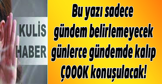 Erkan ÇUHADAR'ın kulislere bomba gibi düşen Facebook paylaşımı