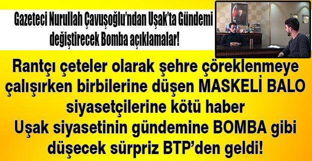 Çavuşoğlu malumu ilan etti! BTP kirlenmemiş pırıl pırıl kadrolarıyla siyaset sahnesine iniyor
