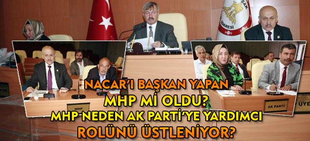 Ak Parti ve MHP sanki tek partiymiş gibi hareket ettiği için ikisini tek yazıda kaleme aldık!