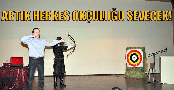 Geleneksel Türk Okçuluğu Konferansı Düzenlendi!