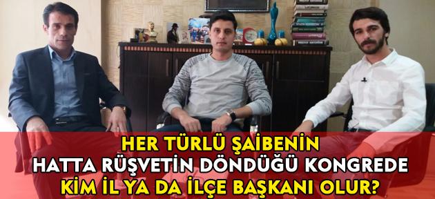 AKP'de kriz tırmanışta, CHP'de karşılıklı ağır suçlamalar pes dedirtti, MHP'de çıt yok. (Kulisler)