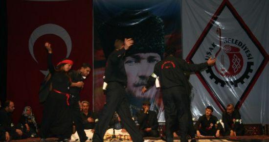 Uşak Alevi Kültür Derneği,Muharrem Ayı Etkinliklerine Cem Töreni İle Devam Etti.