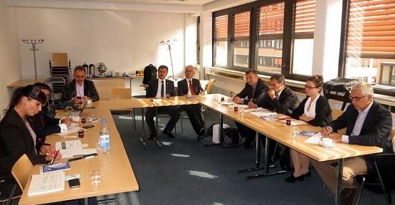 Almanya-Türkiye Arasındaki Mesleki Eğitim İçin Köprüler Çalıştayı Sonlandı!