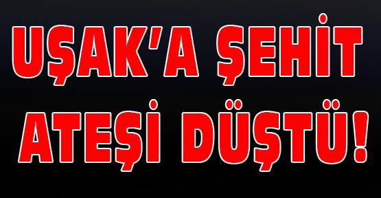 Ankara'daki Patlamada Uşaklı Kıdemli Başçavuş Şehit Düştü!