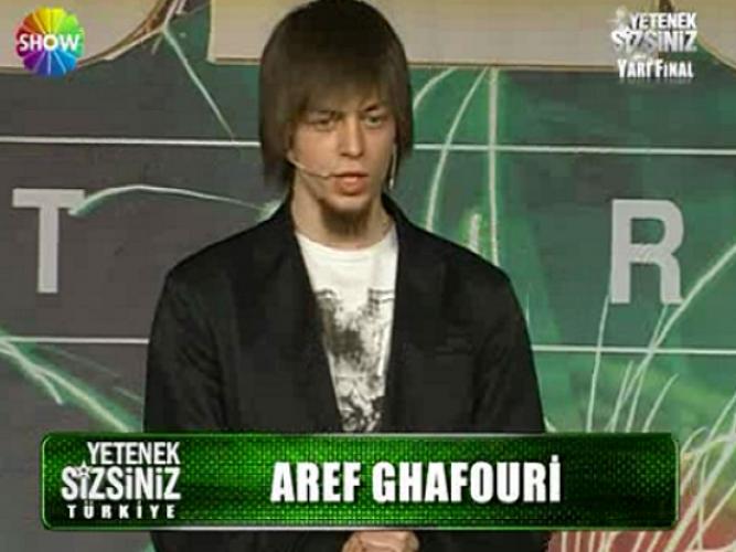 Aref in Son Göstersinin Sırrı Ne..Aref Ghafouri Final Gösterisinin Sırrı Çözüldü.