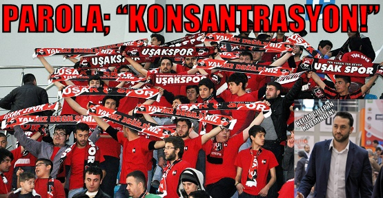 Aşigo Bağıracak, Uşak Sportif Fark Atacak!