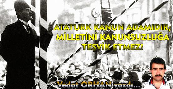 Atatürk'ün Bursa Nutku yoktur!