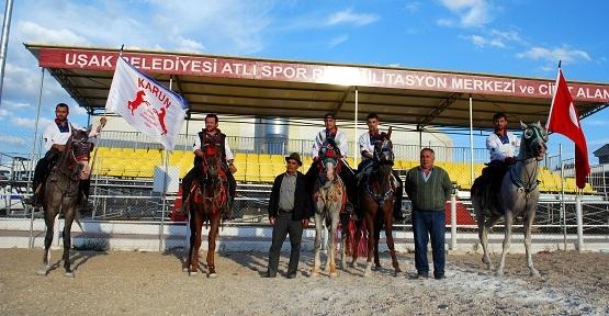 Atlı Cirit Karşılaşmasında Karun, Anadolu'yu Mağlup Etti!