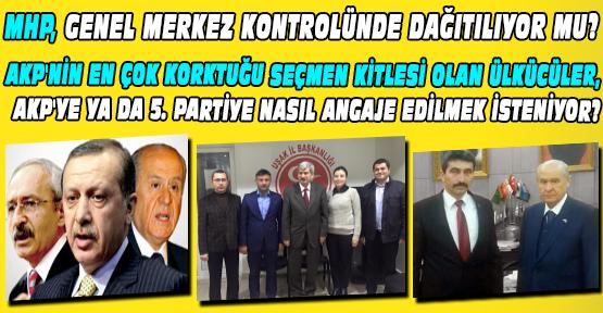 Bahçeli MHP'ye ve Türk Milletine Kesin Bir İhanet İçerisindedir! Ya Kılıçdaroğlu....