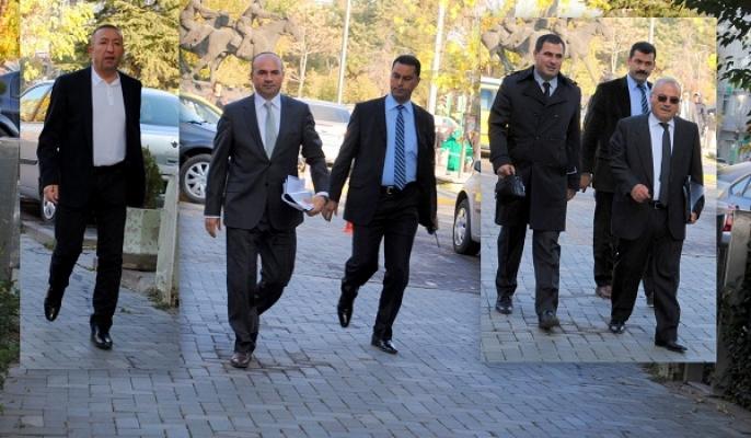 Belediye Başkanı Ali Erdoğan ve Meclis Üyelerinin Tamamı Bugün Mahkemeye Çıktı