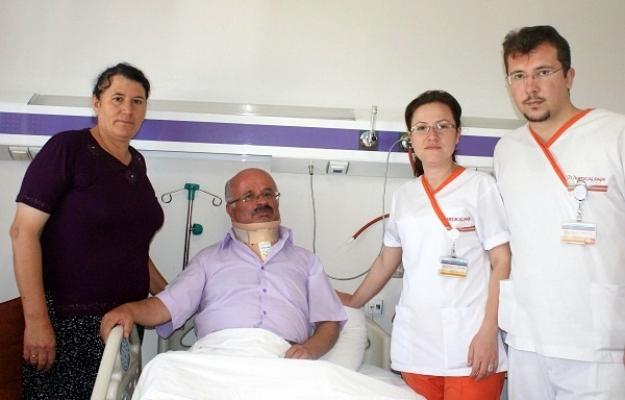 Boyun Fıtığında Son Çare Ameliyat