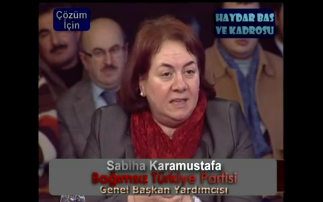 BTP Gen.Bşk. Yrd. Sabiha KARAMUSTAFA Kadın Haklarını Nasıl Sağlayacaklarını Açıkladı. VİDEO HABER