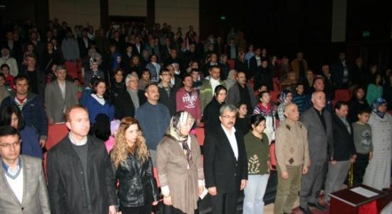 Türk Ocakları Çanakkale Şehitlerini Unutmadı.