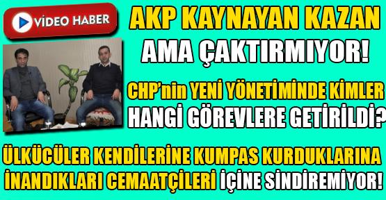 Çavuşoğlu ile, Gündeme Dair'de Üç Partide Neler Oluyor'u Konuştuk!