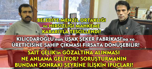 Çavuşoğlu'ndan Uşak siyasetine ve FETÖ operasyonlarına ilişkin bomba röportaj!