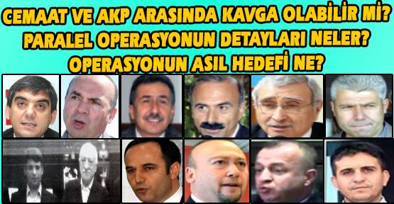 Cemaat ve AKP Dost İken de Bizden Çaldı, Düşman İken de Çalmayı Sürdürüyor! Dostlukları Yalandı, Düşmanlıkları da Yalan!