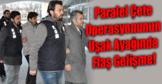 Cemaatin Uşak İmamı Olarak Tanınan Mustafa Ali Gökbudak, Tutuklanarak Cezaevine Gönderildi!
