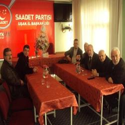 CHP İl Yönetiminden Başsağlığı Ziyareti
