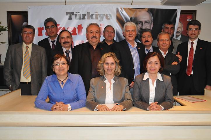 Uşak'ta CHP'li Aday Adaylarından Birlik ve Kenetlenme Mesajı
