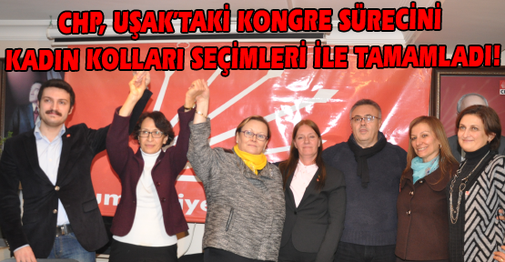 CHP İl Kadın Kolları Başkanlığı'na Seyhan Yazıcı Seçildi!