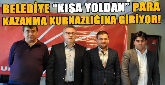 CHP İl Örgütü, Yol Kenarı Otoparkların ve Belediyeye Ait Araçların UTAŞ'a Devrini Yargıya Taşıdı!