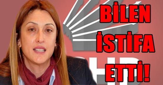 CHP Merkez İlçe Başkanlığı'ndan İkinci Kez İstifa Etti!