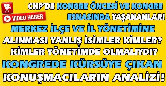 CHP Önce Kendi Değerlerine Sahip Çıkmayı Öğrenmeli, Parti İçi Rekabeti Abartmayı Bırakıp Başarıya Kilitlenmeli!