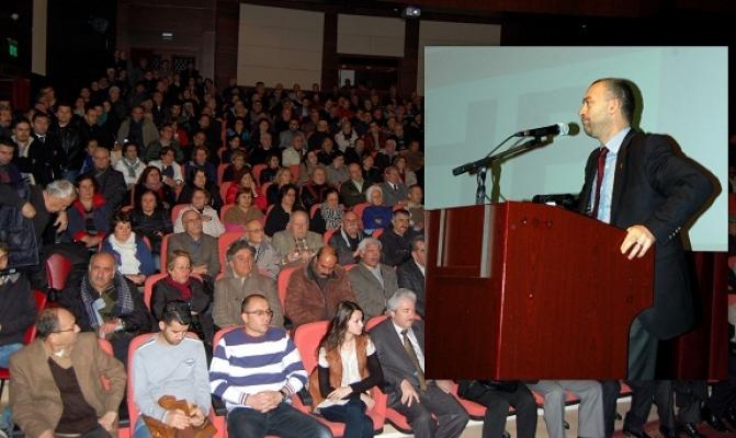CHP Uşak Teşkilatı'nın Panelinde İstanbul Baro Başkanı Ümit Kocasakal Konuştu!