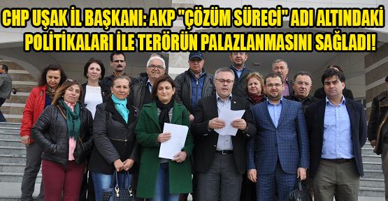 CHP'den Suç Duyurusu. Erdoğan Davutoğlu, Ala ve Fidan Terör Örgütünün Yapılanmasına Göz Yumdu!