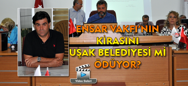 CHP'li meclis üyelerinden Belediye'yi zorlayan Ensar Vakfı sorusu!