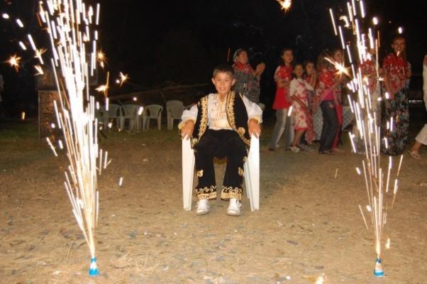 Ciğerdede Köyündeki Sünnette Kültür Ziyafeti