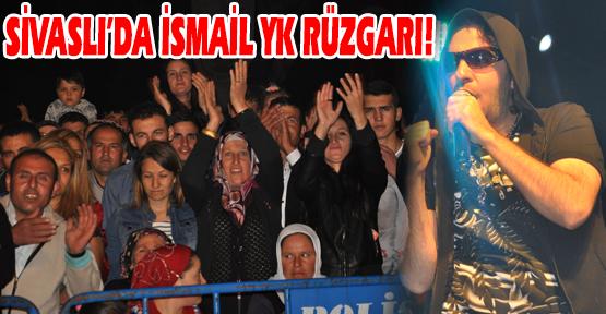 Çilek Festivali'nin İlk Gününde Sivaslı, İsmail YK İle Coştu!
