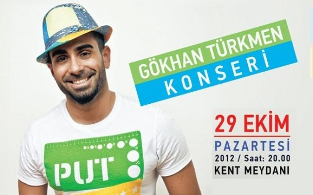 Uşak, Cumhuriyet Coşkusu İçin Gökhan Türkmen'e Hazırlandı!