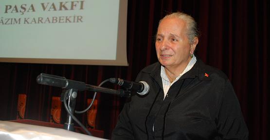 Kazım Karabekir'in Kızından Duygulandıran Konferans!