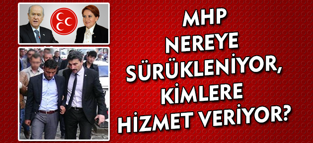 Devlet Bahçeli İle Akşener, Ali Kurt İle Muhterem Kuruçay elele verip MHP'yi bitirdi!