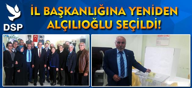 DSP Uşak İl Kongresi, Genel Başkan'ın katılımıyla gerçekleşti!