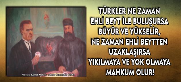 Ehli Beyt ile Türkler arasındaki özel muhabbetin tarihsel seyri!
