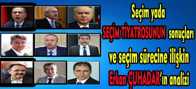 Erdoğan'ın Başkanlığını Meşru göstermek ve İnce'yi CHP'ye Genel Başkan yapmak için kurulan mizansen tutmadı, halk uyandı...
