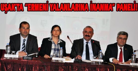 Ermeni Soykırımı İddiaları Düzenlenen Panelle Yalanlandı!