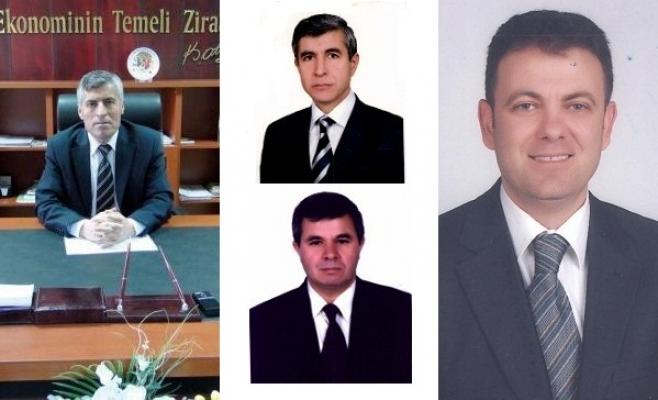 Eskişehir, Denizli, Gümüşhane ve Malatya'ya Uşak'tan Müdürler Atandı