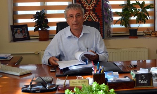 Eşme Belediye Başkanı Ahmet Yıldırım Hakkında Çıkan Haberlerle İlgili Açıklama Yaptı!